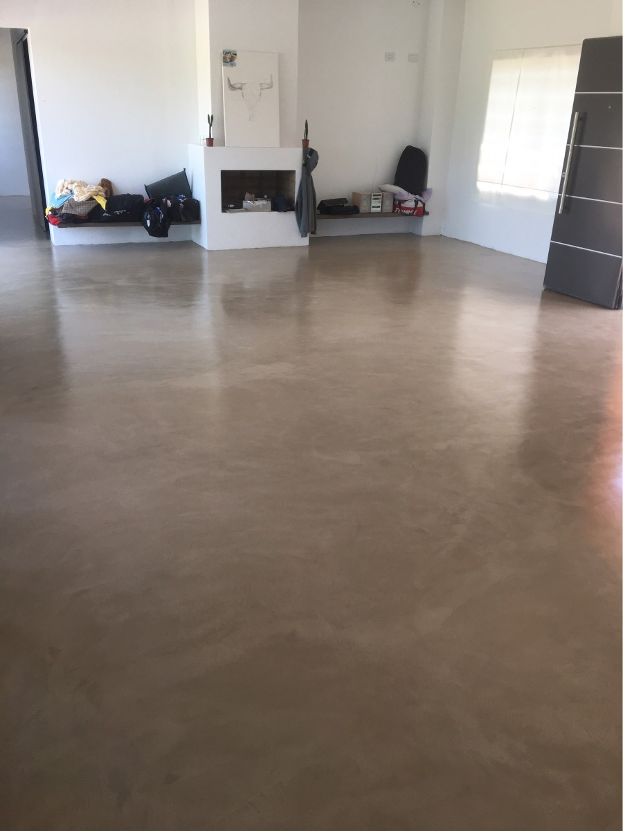 Microcemento cemento alisado micropiso 450 00 en - Precio del microcemento ...