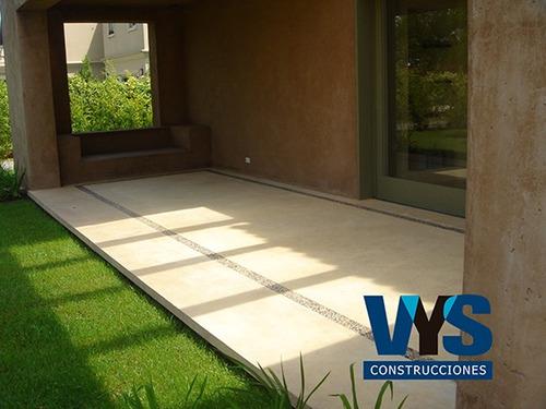 microcemento cemento alisado pisos