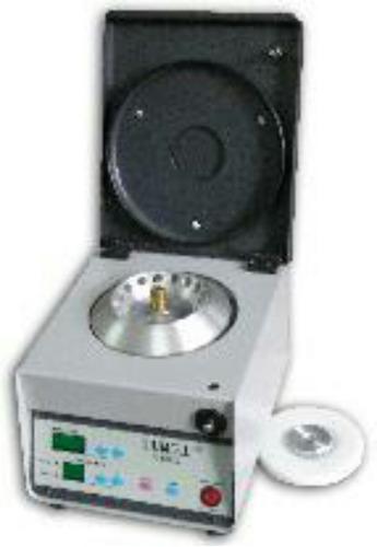microcentrifuga digital para 24 tubos ependorff.