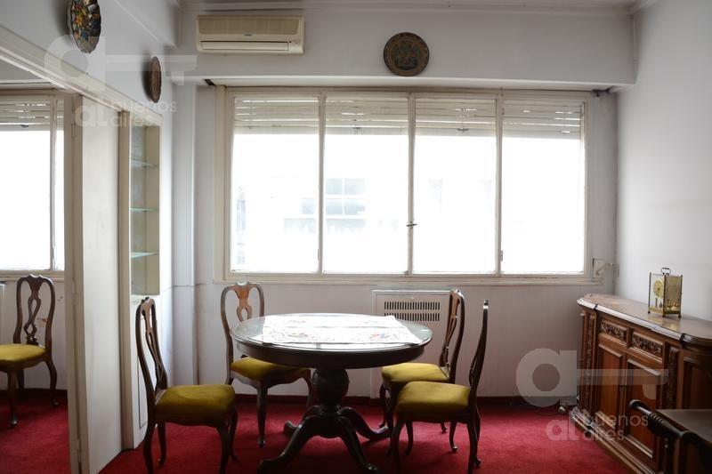 microcentro. departamento 3 ambientes. alquiler temporario sin garantías.
