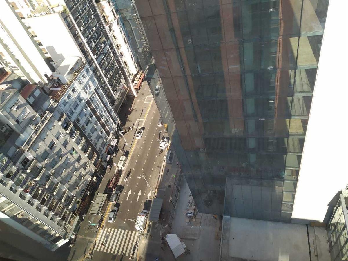 microcentro1 amb piso 20 pleno centro muy luminoso