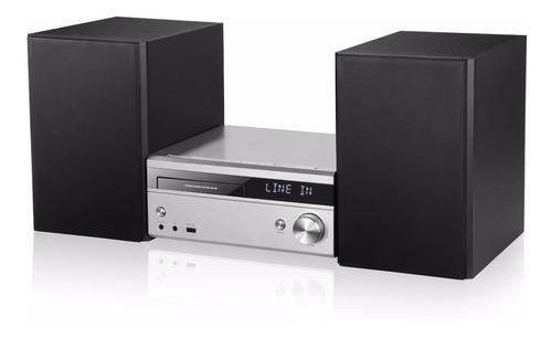 microcomponente jvc ux-e526s bluetooth cd usb aux am fm