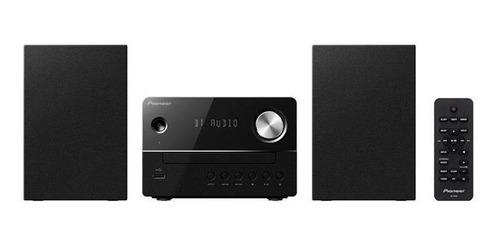 microcomponente pioneer x-em26b cd/radio/usb/bt