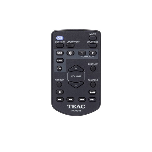 microcomponente teac hr-s101 negro
