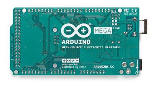 microcontrolador arduino mega 2560 rev3