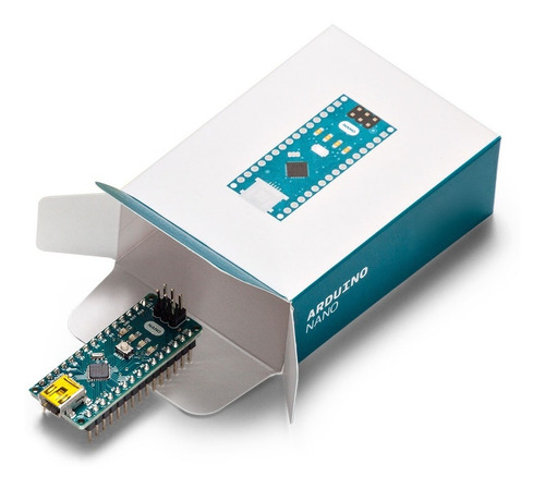 microcontrolador arduino nano