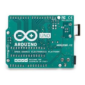 Microcontrolador Arduino Uno Rev3