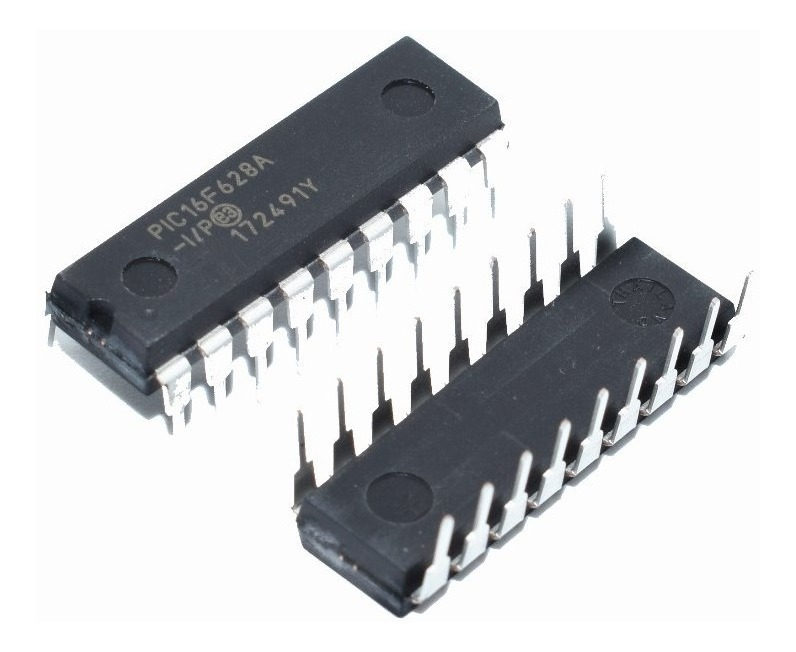 PIC16F84A-20//P PIC16F84 paquete DIP 18 Pin Microcontrolador