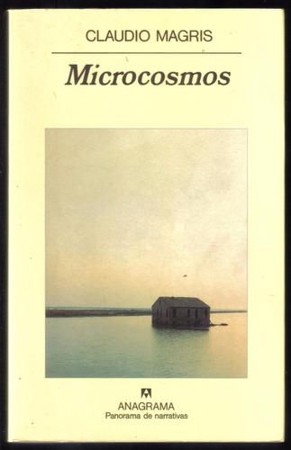microcosmos, de claudio magris