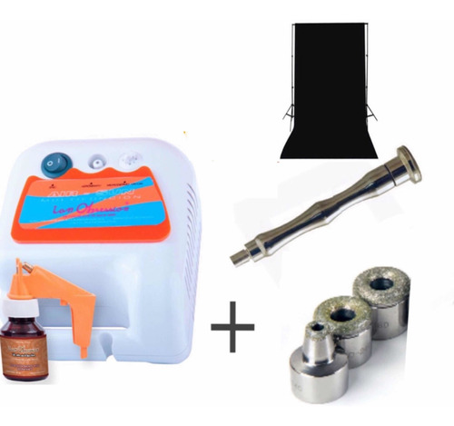 microdermoabrasion con regulador y bronceado  sin sol