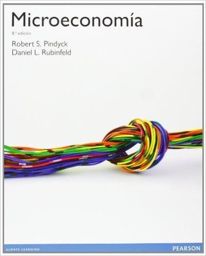 microeconomia 8 ed (libro + mylab) pindyck pearson  nuevo