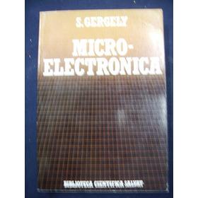 Microelectrónica - S. Gergely