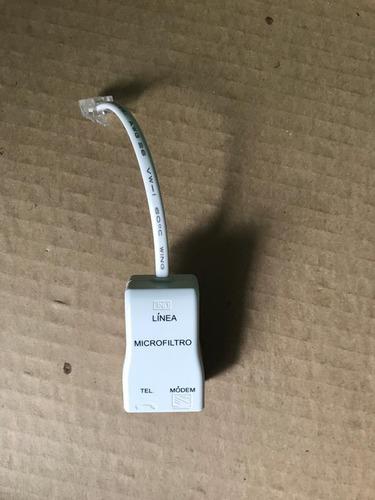 microfiltro para eliminar el ruido