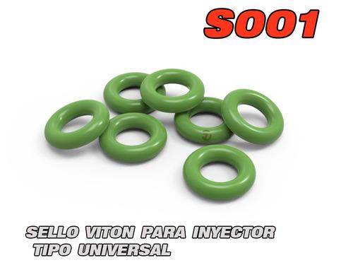 microfiltros bosch oring inyectores 100 unidades mf001