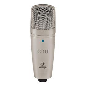 Microfone Behringer C-1u Condensador Cardióide