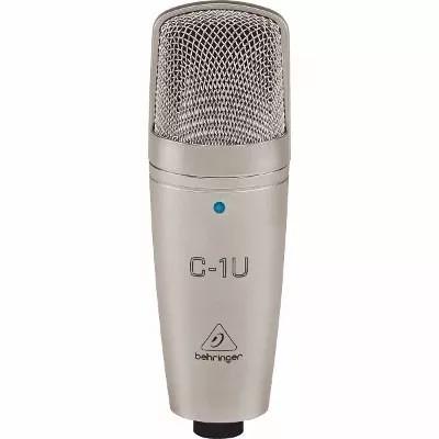 microfone behringer c1 usb original