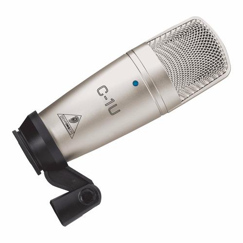 microfone behringer profissional condensador