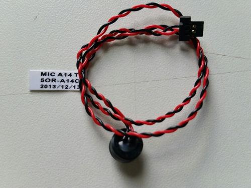 microfone cce u25 50r-a14001-0301
