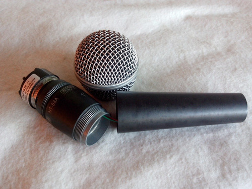microfone com fio ht-58a