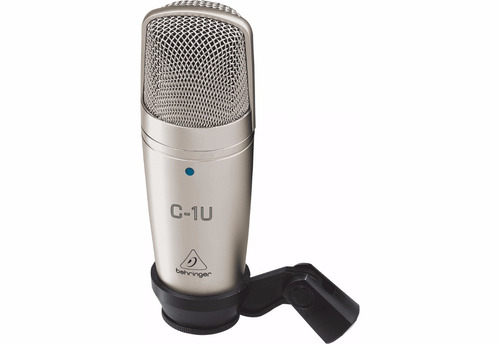 microfone condensador behringer