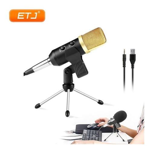 microfone condensador usb