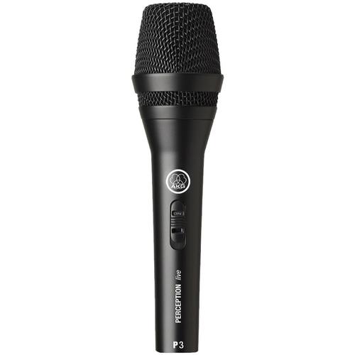 microfone dinâmico akg