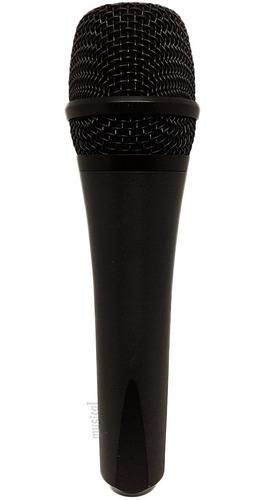 microfone dinâmico profissional tag tm-538 promoção!