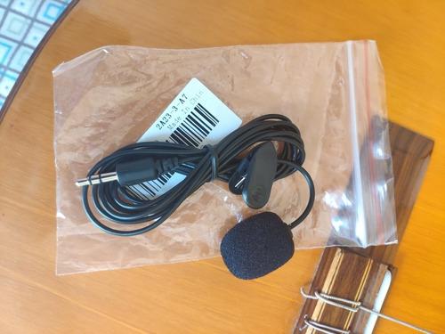 microfone lapela p/smartphone android promoção.
