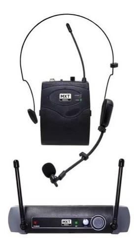 microfone lapela s/ fio headset bivolt profissional qualidad
