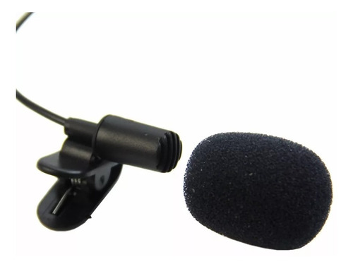 microfone lapela stereo cabo resistente youtube plug p2