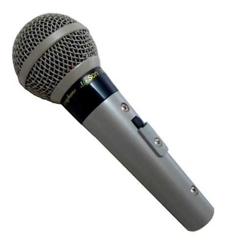 microfone leson sm58 p4 vocal profissional oferta cham + p10