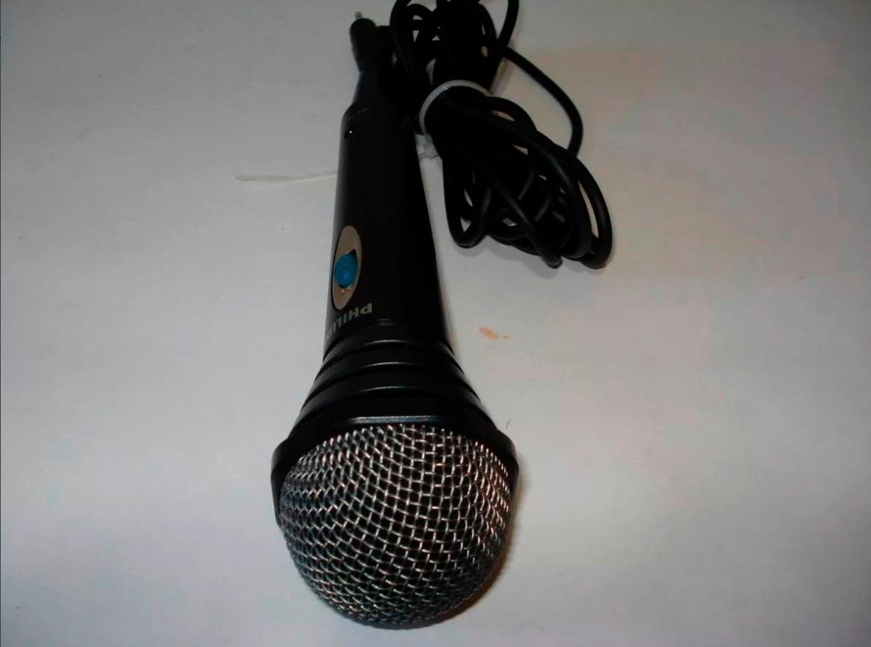 Branchement micro phillips sbc md - Forum Audio