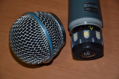 microfone profissional shure original beta58a pronta entrega