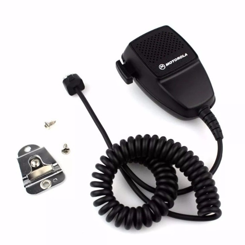 microfone ptt original motorola hmn3413ar radio em200 gm300