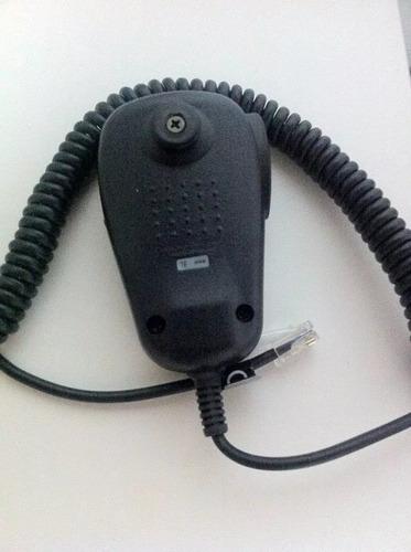 microfone ptt yaesu mh-48 ft-1802 ft-1900 ft-2900 ft-7800