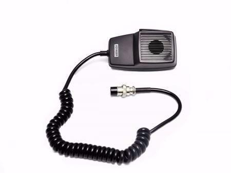 microfone radio amador