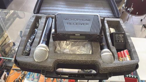microfone sem fio