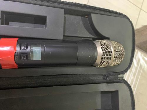 microfone sem fio line 6
