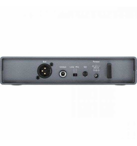 microfone sem fio sennheiser xsw1-825-a 10canais uhf