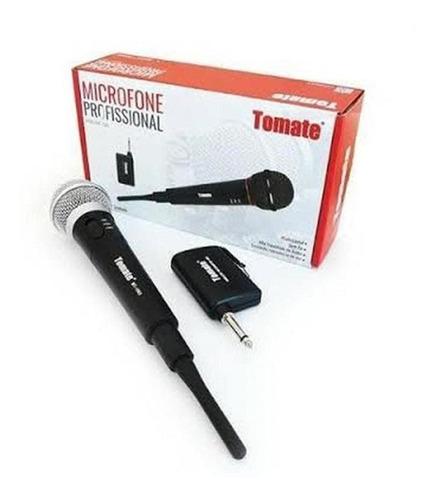 microfone sem fio tomate mt-1002