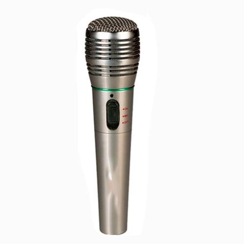 microfone sem fio wireless 2 em 1 com receptor d-mb59