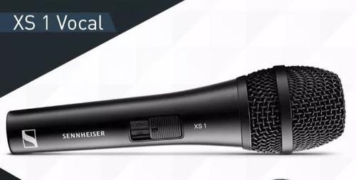 microfone sennheiser xs1 original - igual e835-