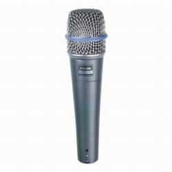 microfone shure beta57a - beta 57a