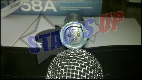 microfone  shure beta58a capsula mexicana beta58  - sm58