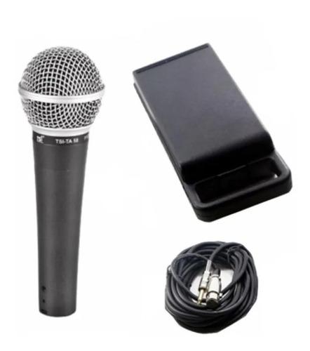 microfone tsi 58 cardiocorde microfone profissional