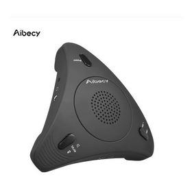 Microfone Usb Para Conferência Omnidirecional Mic Speaker