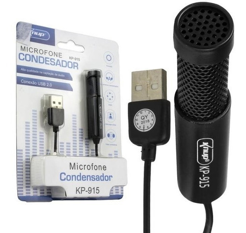 microfone usb para karaokê ps3 xbox one ps4 wii xbox 360 pc