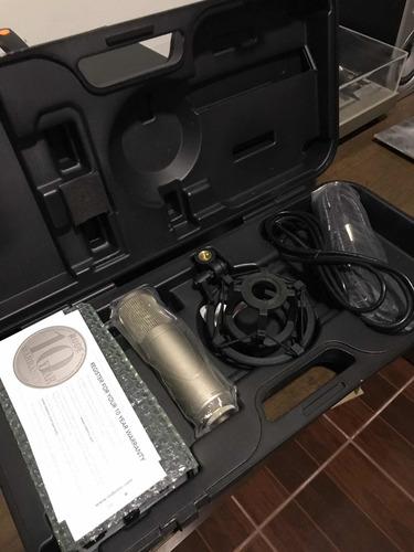 microfone valvulado rode k2 sem uso