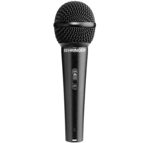 microfone - xm1800s - behringer
