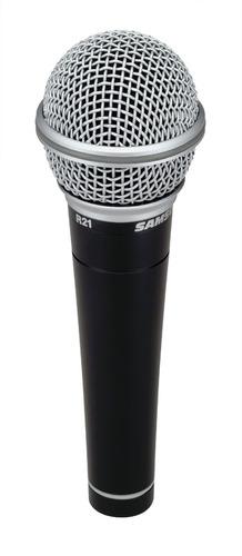 microfones com samson